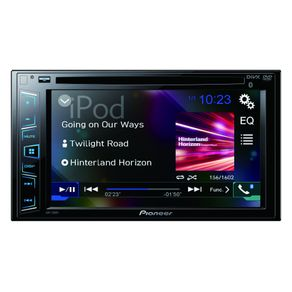 Paquete autoestereo Pioneer Axt-296bt