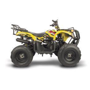 Cuatrimoto Italika ATV200 de 200cc Amarrila