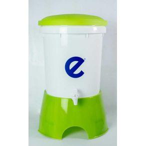 Filtro de Agua Ecofiltro 22 Litros plástico Verde
