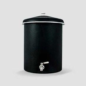 Filtro de Agua Ecofiltro 20 Litros Peltre Negro