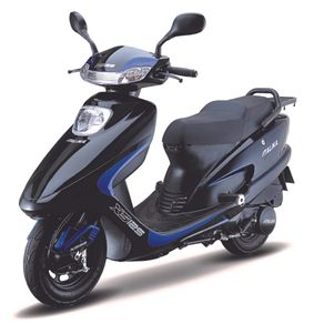Motoneta Italika XS125 de 125cc Azul