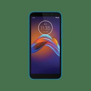 Motorola Moto E6 PLAY Azul (Tigo)