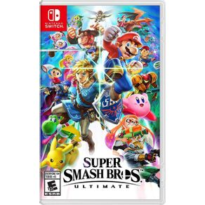 3022320Nintendo Switch Super Smash Bros