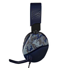 PS4 Audífonos Turtle Beach R70 Azul camuflajeado