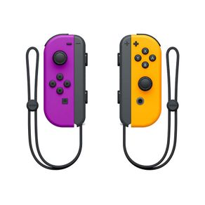 Nintendo Switch Control Joy Orange/Purple