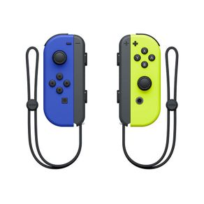 Nintendo Switch Control Joy Blue/Yellow