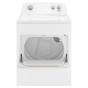 Secadora eléctrica Whirlpool de 46 libras WED4850HW