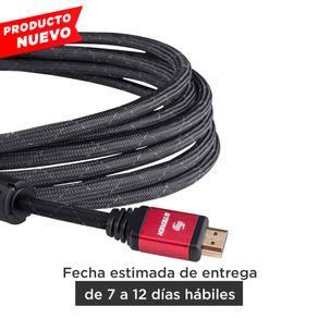 Cable Elite HDMI 4K con filtros de ferrita, 3.6mts