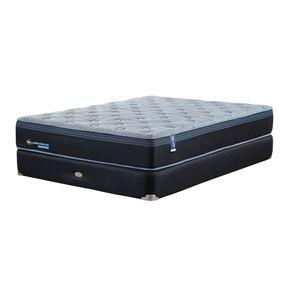 Set Individual Serta Perfect Sleeper Plush