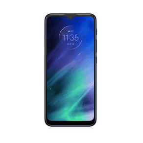 Motorola Moto One Fusion Liberado Azul