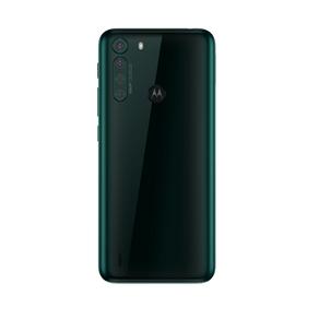Motorola Moto One Fusion Liberado Verde