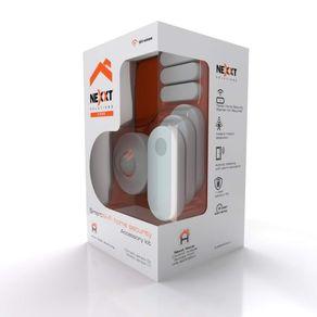 Nexxt Kit Seguridad para el Hogar con sensores AHBSNMO4U1