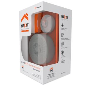 Nexxt Sistema de Alarma Kit inicial AHBWPMO4U1
