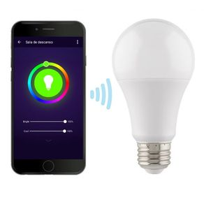 Foco LED Wi-Fi multicolor Steren de 7Watts