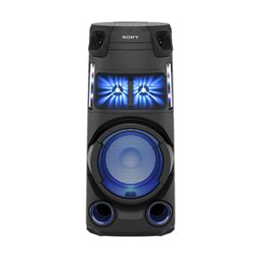 Minicomponente Sony MHC-V43D con Jet Bass Booster y 2 tweeters