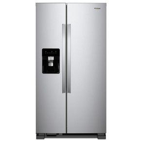 Refrigerador Whirlpool Side by Side de 25 pies³ WRS315SDHM