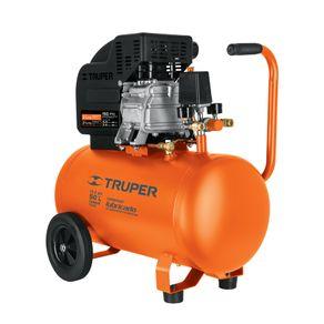 Compresor horizontal Truper de 50Lts 3-1/2 HP (potencia máxima) 127 V