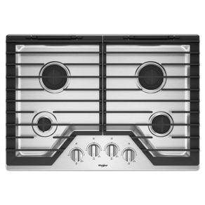Cooktop de Gas Whirlpool de 30 pulgadas Wcg55Us0Hs