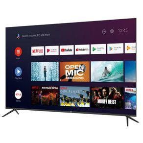 Televisor Smart 4K JVC de 55 pulgadas KC607 Android
