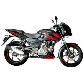 Moto Deportiva Pulsar 180 Negra/Roja 2021