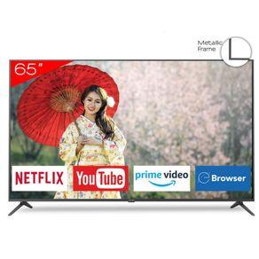 Televisor Smart 4K Aiwa de 65 pulgadas AW65B4KN NetflixTV