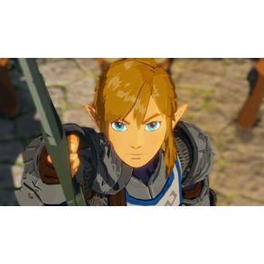 Nintendo Switch Zelda Hyrule Warriors Age of Calamity