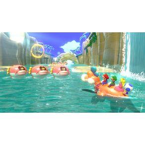 Nintendo Switch Super Mario 3D World+Bowser