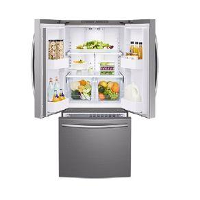 Refrigeradora French Door Samsung de 22 pies³ RF220FCTAS8/AP