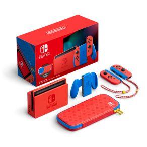 Nintendo-Switch-Edicion-Mario-Rojo-Azul