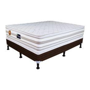 Set Queen size Facenco 100% Ortop?dico PLUS 100%