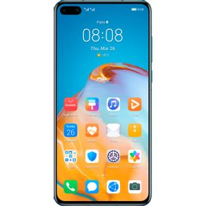 Huawei-P40-Liberado-Azul